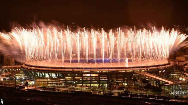 Closing ceremony of Brasil Olympic 2016(1)