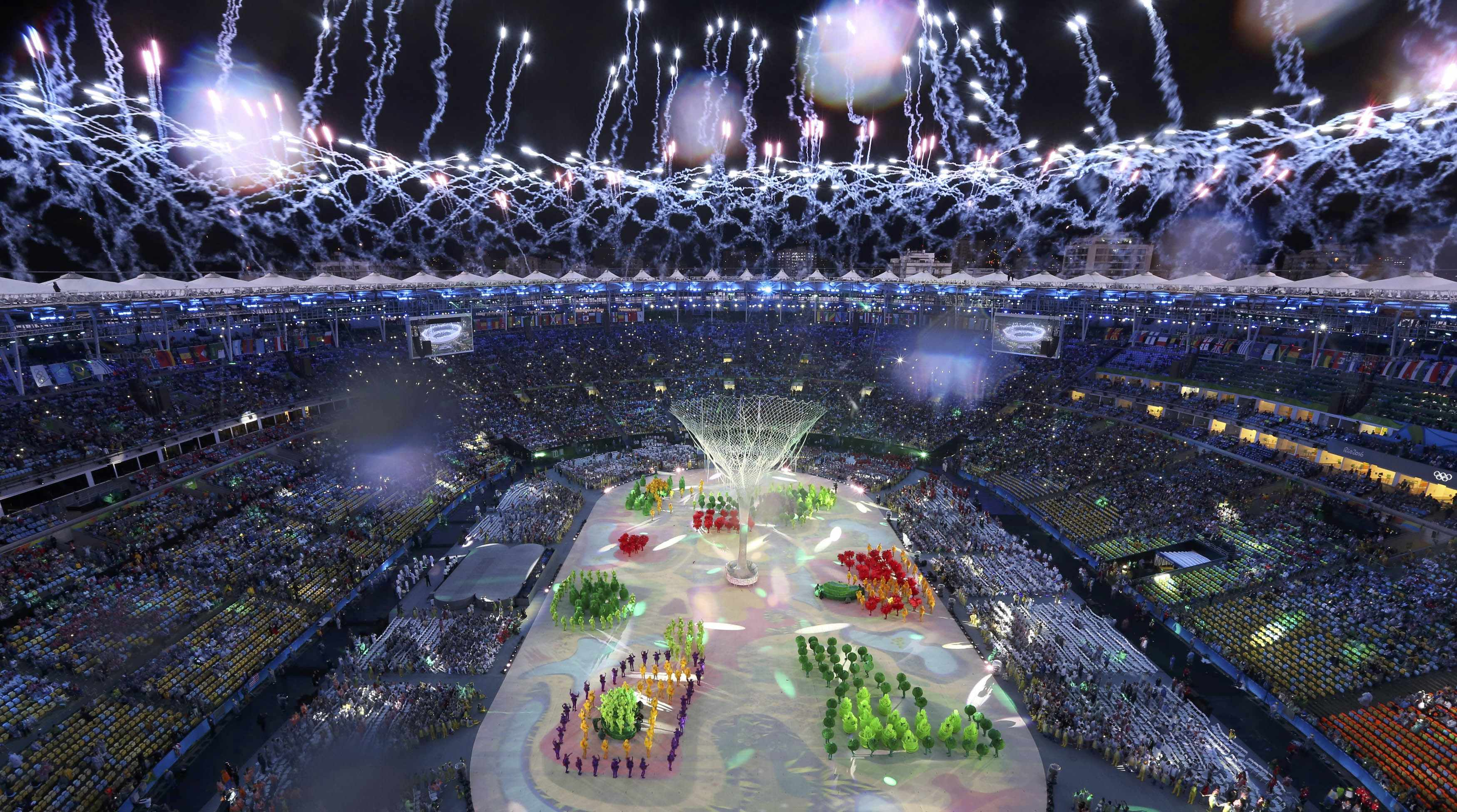 2016 Rio Olympics - Closing ceremony